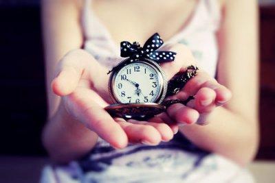 ~ Il faut laisser le temps au temps...