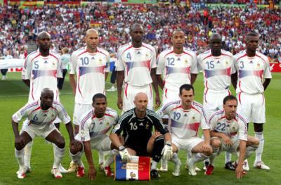 Equipe de france 2006